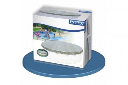 Тент Intex 57900 (28041) для каркасных бассейнов d-549 см