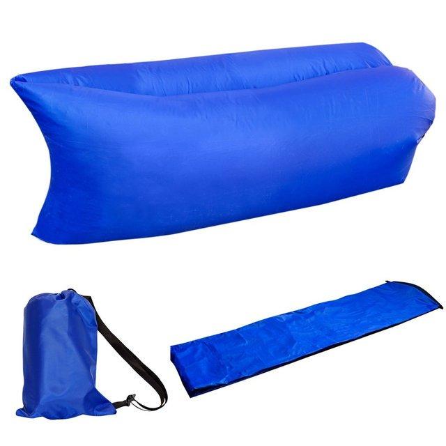 Надувной гамак Lamzac Hangout синий