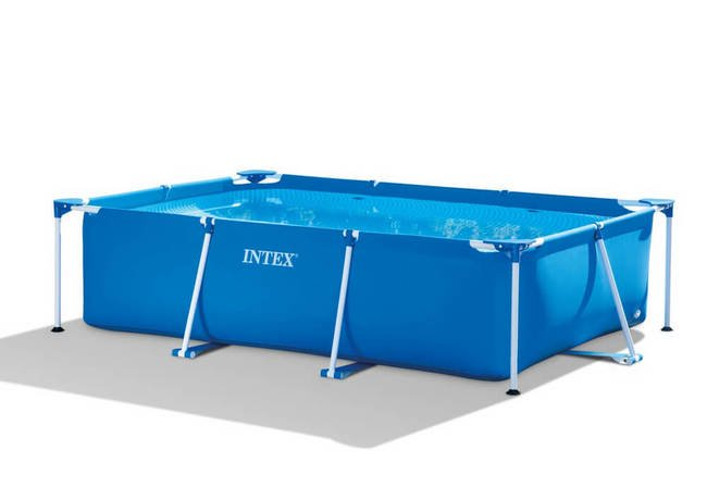 Каркасный бассейн Intex 28272 Metal Frame Pool 300*200*75 см.