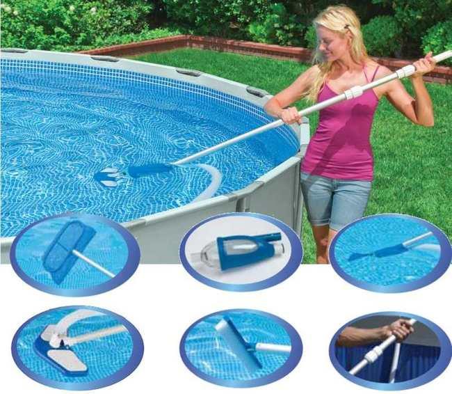 Пылесос для бассейнов своими руками