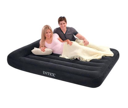 Надувной матрас Intex 66769 Pillow Rest Classic Bed 152х203х30 см.